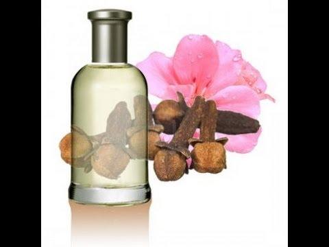 Cómo hacer perfume