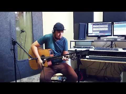 Maus bocados - Cristiano Araujo (Bateria e Violão cover)