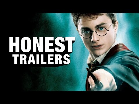 Honest Trailers - Harry Potter, Since you guys REALLY asked for this one - We sat and watched all eight movies (20 HOURS of Harry Potter!) so you could relive the moment or two you liked. N...