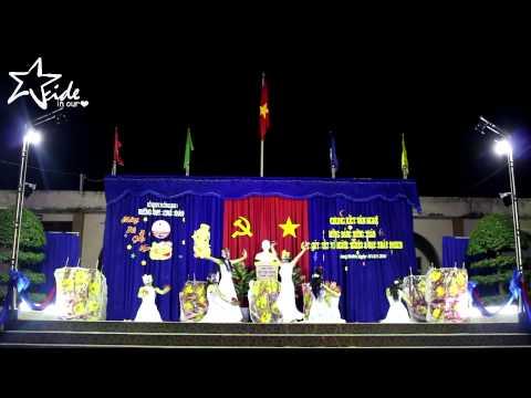 [CK MĐMX 2014] Múa MƠ XUÂN (Xuân Và Tuổi Trẻ - Hôm Nay Tôi Nghe) - 12A6 THPT Long Khánh