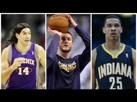 Luis Scola Traded to Indiana Pacers- NBA Offseason 2013