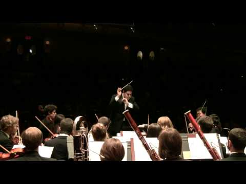Stravinsky - Petrushka (1947) - Part I: The Shrovetide Fair - Tito Muñoz/NEC Philharmonia