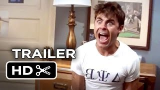 Neighbors Official Trailer #3 (2014) Zac Efron, Seth