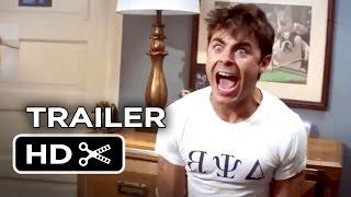 Neighbors Official Trailer #3 (2014) Zac Efron, Seth