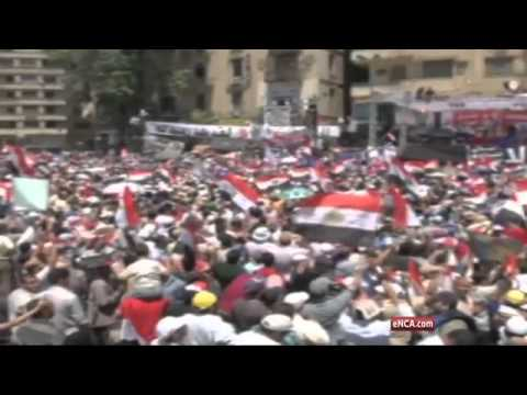 Egypt faces sixth election  since Hosni Mubarak ousting.