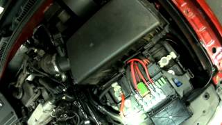 VW A4: 1.8T Engine Coolant Temperature Sensor Replacing