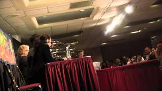 George Noory's Cosmic Science Panel At Conscious Life Expo