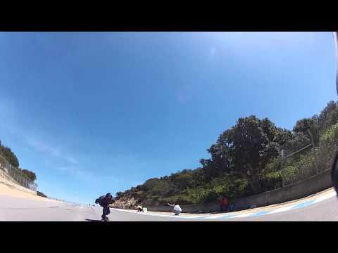 Laguna Seca Biker Sherlock -Rad Train