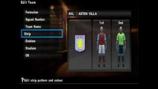 PSP Pes 2013 Save File Edit Complete