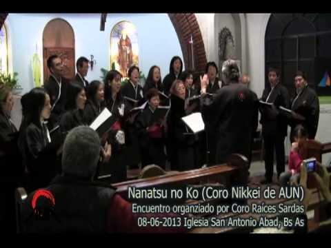 Nanatsu no Ko -  Coro Nikkei (de AUN)