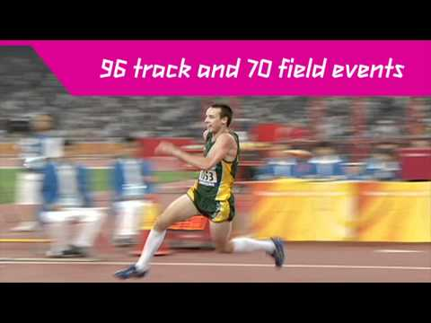 Athletics at the London 2012 Paralympic Games