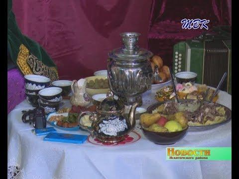 Фестиваль национальных культур Искитимского района прошел в Степном сельсовете