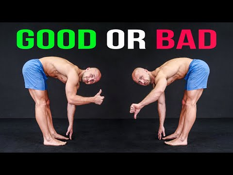 Touch Your Toes (Good or Bad?)