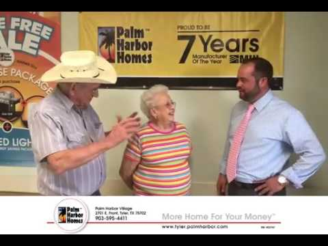 Watch Video of Happy Palm Harbor Owners - 33 Years and Counting!