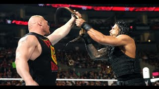 SHOCKING WrestleMania 31 BACKSTAGE NEWS On Roman Reigns vs. Brock Lesnar - Major FALLING OUT!