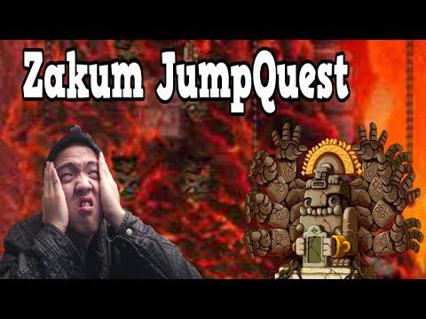 DaBoki's Zakum Jump Quest - Rage Sauce Activate