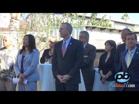 Thượng nghị sĩ California Janet Nguyễn tổ chức gặp gỡ Đại sứ Ted Osious