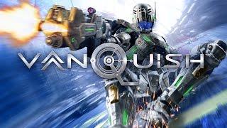 Vanquish - PC Announce Trailer