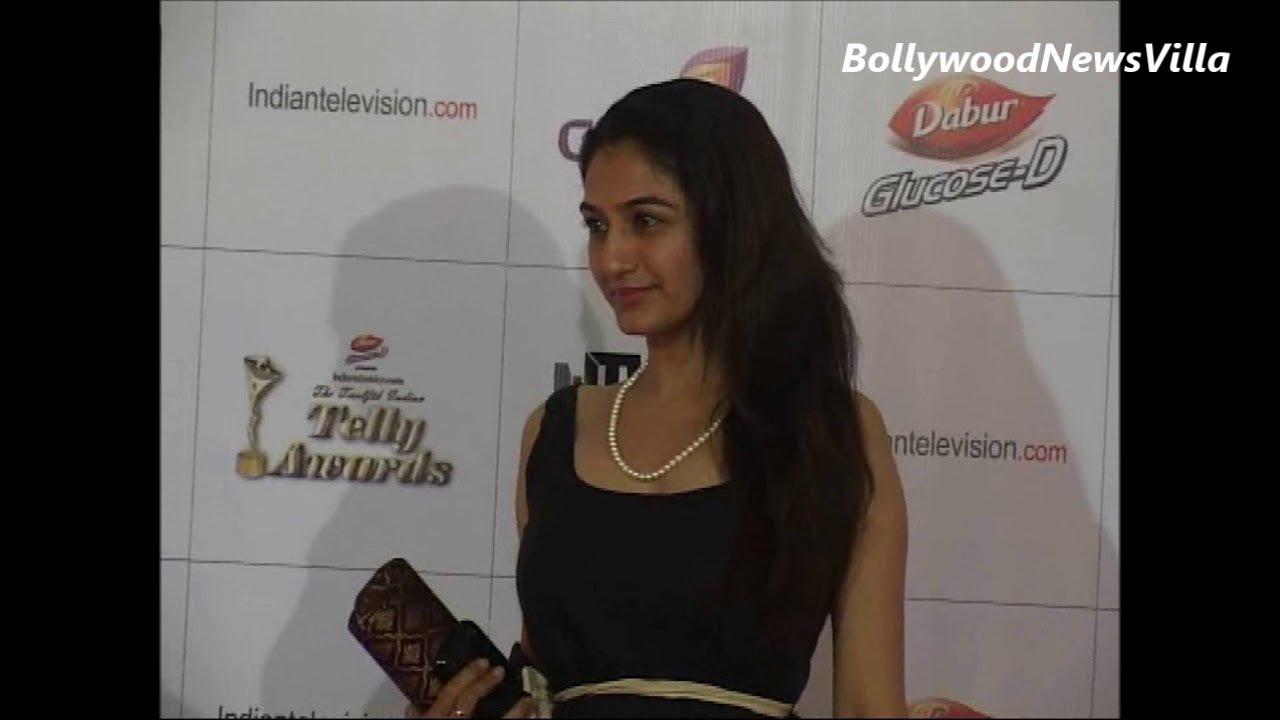 Neha Mehta Aka Anjali Taarak Spotted At Telly Awards Youtube