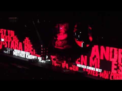 Roger Waters - The Wall Live (Complete Show Part I) @ Stadion Narodowy, Warszawa, 20.08.2013