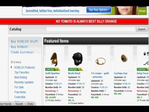 Roblox hacked. 4-1-2012, So this is pretty much a video I took of the banners and items that appeared today. I'm not sure ROBLOX will be able to recover from this..hopefully you can ...