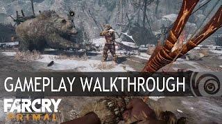 Far Cry Primal - Játékmenet videó