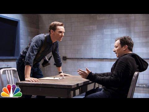 Mad Lib Theater with Benedict Cumberbatch
