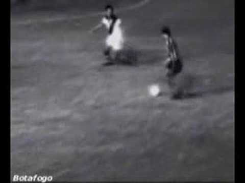 Mané Garrincha - tribute