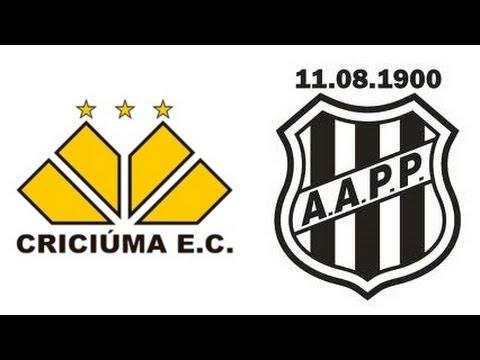 Criciúma 1 - 2 Ponte Preta Copa Sudamericana 2013