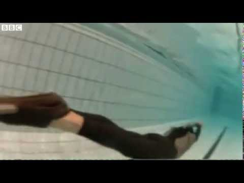 Freediver reveals breath holding secrets *
