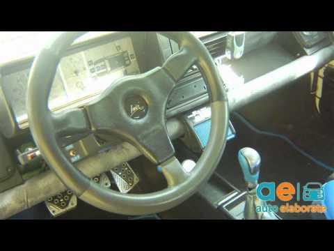 Fiat Panda 750 Tuning