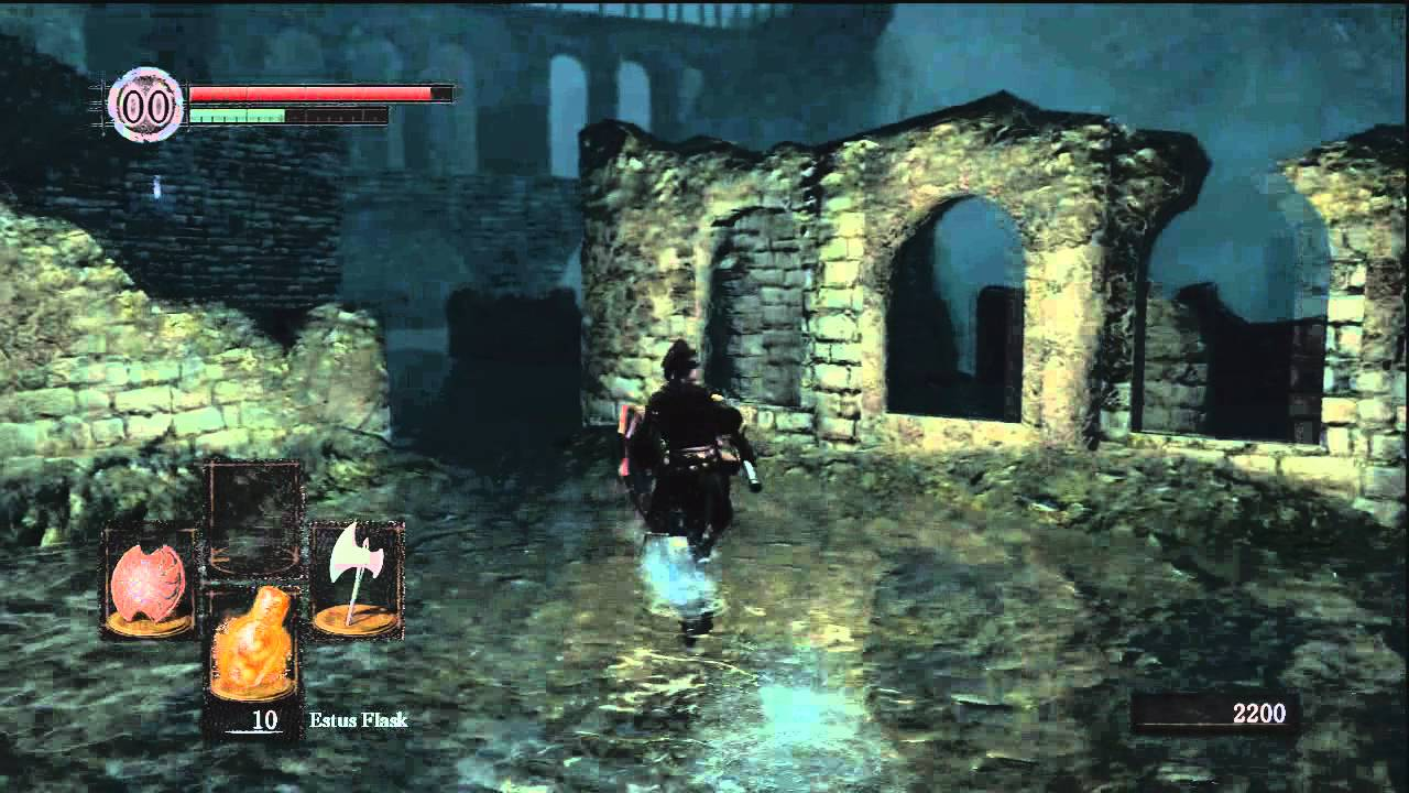 dark souls how to get the drake sword