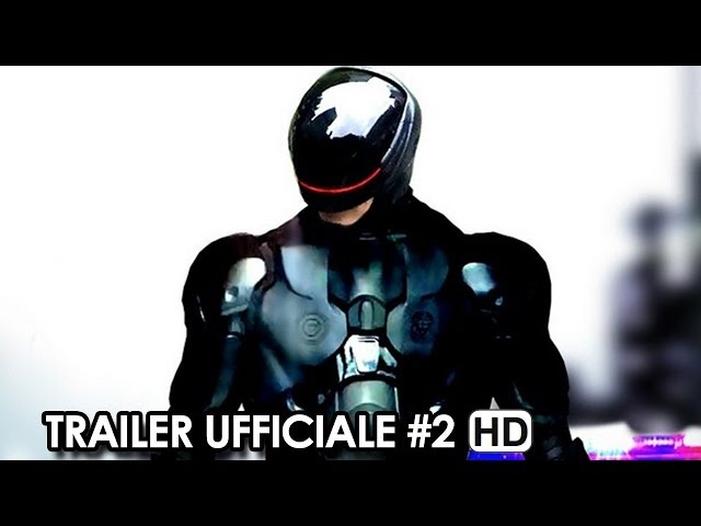 RoboCop Trailer Italiano Ufficiale #2 (2014) - Samuel L. Jackson, Joel Kinnaman Movie HD