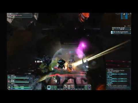 Phantasy Star Online 2 (2012) On GTX 460 SE 1GB Part 12