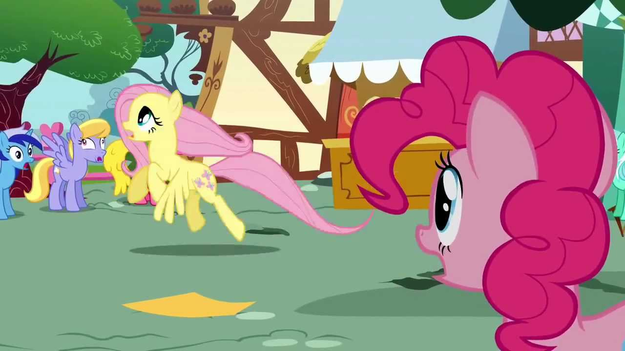 Fluttershy - (crying) - YouTube