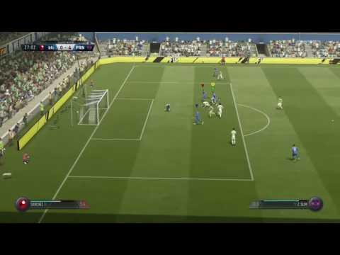 Fifa 17 my best pro clubs goals