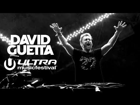 David Guetta Miami Ultra Music Festival