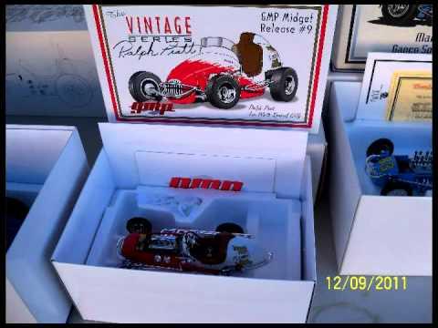 Diecast Vintage Sprint cars