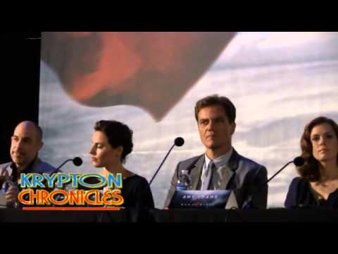 MAN OF STEEL press conference with the cast and crew shot by Rennie Cowan.