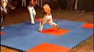 Capoeira Fight