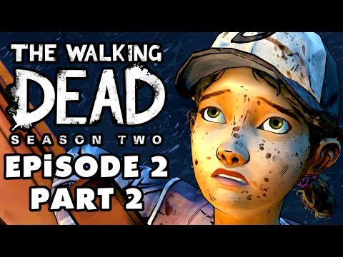 The Walking Dead: Season 2 - Episode 2: A House Divided - Gameplay Walkthrough Part 2
