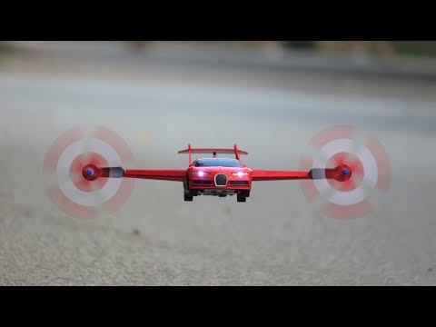 How to make a Airplane - Car - Helicopter Car