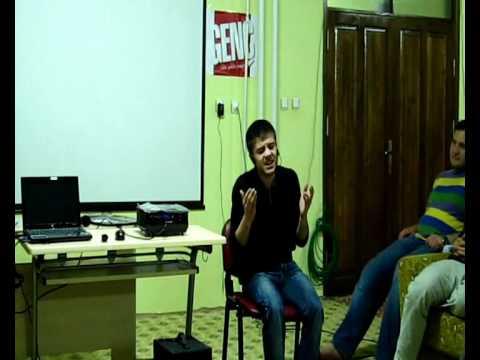 Genç Mizah Serisi: Samet Demir ve Müslüman Navigasyon