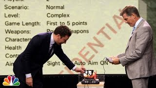 Pierce Brosnan Plays GoldenEye 007 with Jimmy Fallon