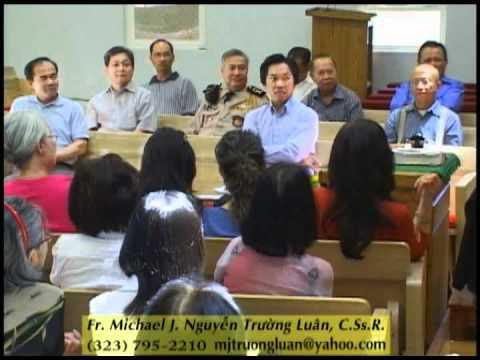 Đường Vào Thánh Kinh, 20-06-2010. Lc 9:16-24. Cha Nguyễn Trường Luân, CSsR.