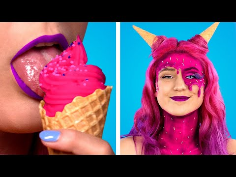 11 Best Fun Halloween Costumes! DIY Halloween Makeup and Costume Ideas