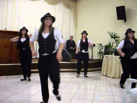 Me Faz Viver (Thalles) - Coreografia evangelica