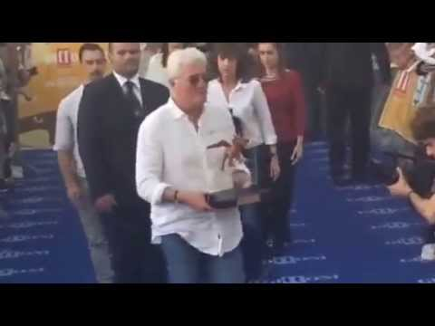 Richard Gere al Giffoni Film Festival- Blue Carpet (VIDEO)