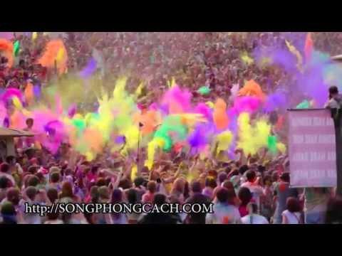 Rực rỡ lễ hội sắc màu lớn nhất thế giới