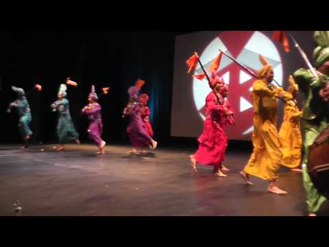 Boston Bhangra Competition 2013  -5 Punjabi Hit Squad